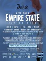 2015 NY Empire State Tattoo Expo Presented by Inked...