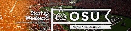 Oregon State Startup Weekend 5/2013