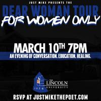 """""""For Women Only"""" Workshop Hosted by Just Mike (Lincoln..."""