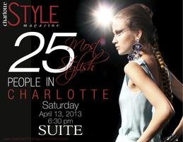 The 5th Annual 25 Most Stylish Event, Presented by...