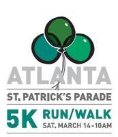 St. Patrick's Parade 5K Run/Walk
