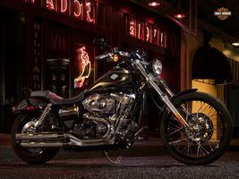 Harley Davidson Motorcycle Raffle Tickets
