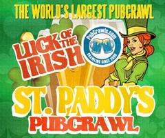 Hangover Saint Paddy's PubCrawl South Beach