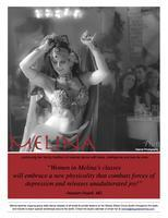 Belly Dance Party Event with Melina of Daughters of...