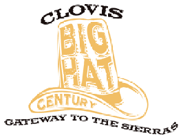 Clovis Big Hat Century
