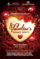 Heart Beats Valentine's Day Party