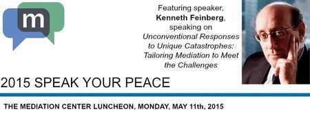 2015 Speak Your Peace Luncheon