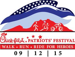 5th Annual Chick-fil-A Walk, Run & Ride for Heroes -...