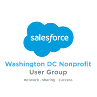 DC Nonprofit Salesforce User Group Meeting & Happy...
