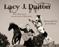 Lacy J. Dalton with Robby James and the Streets of...