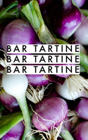 Dinner at Bar Tartine