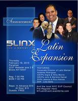 5LINX NY Latin International Expansion Celebration/BOM...
