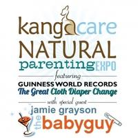 Kanga Care Natural Parenting Expo & Great Cloth Diaper...