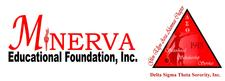 Minerva Educational Foundation, Inc. and GEAAC of Delta Sigma Theta logo