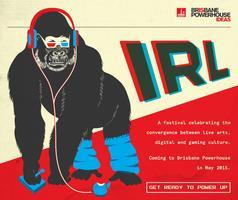 IRL Festival / The Edge - Info session for Creative...