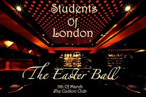 University Of London Easter Ball