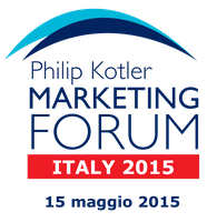 Philip Kotler Marketing Forum Italy 2015