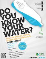 Tap into Boston's Water Sustainability Network