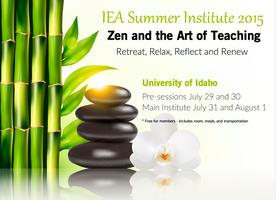 IEA 2015 Summer Institute