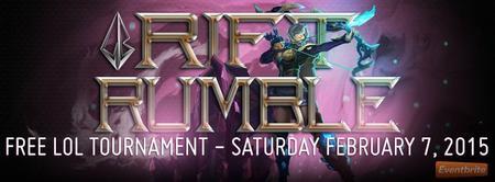 NJS: The Rift Rumble
