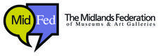 Midlands Federation of Museums and Art Galleries logo