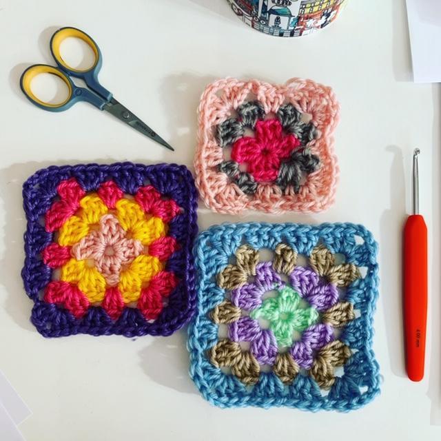 Learn to Crochet in Easy Steps - 6 week course