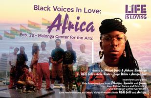 Life is Loving Presents Black Voices in Love: Africa