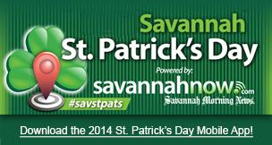 St. Patrick's Day Party Bus in Savannah; Southern...