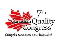 7th Canadian Quality Congress, September 28-29, 2015....