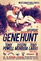 WCS Events - Deep House!  Gene Hunt | Powell | Tony...