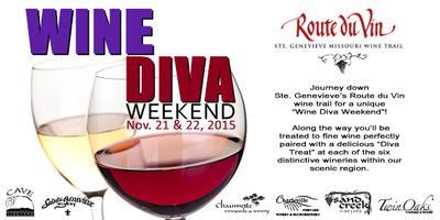 Wine Diva Weekend 2015