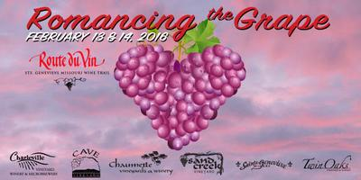 Romancing the Grape 2016