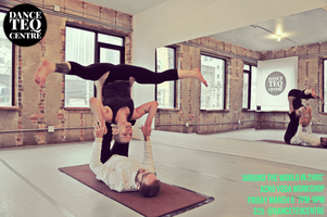 'Around the World in 2hrs' Acro Yoga Workshop...