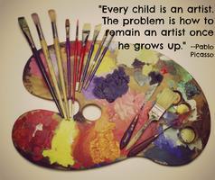 Kindergarten Art for Grown Ups