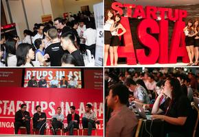 Startup Asia Singapore 2013