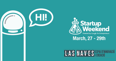 7th Valencia Startup Weekend: Spring Edition