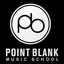 Point Blank Music School logo