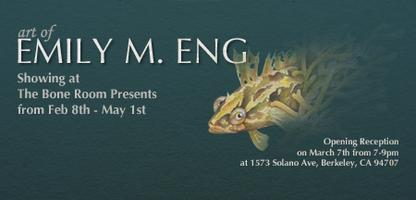 Art of Emily M. Eng: Science Illustration - Reception...