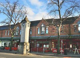 Discover Didsbury Walking Tour