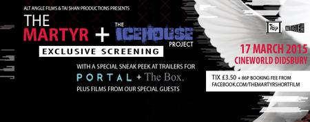 The Martyr Exclusive Screening