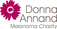 The Donna Annand Melanoma Charity logo