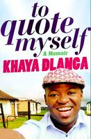 A JoziBook Night with Khaya Dlanga
