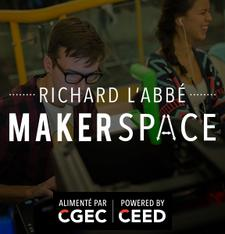 L'Atelier Makerspace Richard L'Abbé uOttawa - uOttawa Richard L'Abbé Makerspace logo