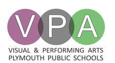 Plymouth Public Schools Visual and Performing Arts logo
