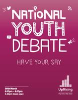 National Youth Debate - Manchester