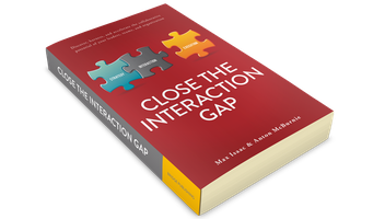 Free EBook Download: Close the Interaction Gap by 3...