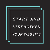 Strengthen or Start Your Website: Portfolio Prep Week