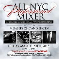ALL NYC PROFESSIONAL MIXER