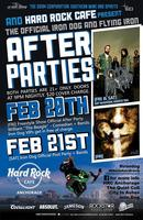 Iron Dog 2015 Official Post Party w/ City in Ashes &...