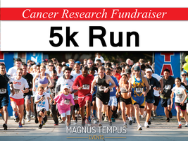 We Will Beat This - 5K Run for Cancer Research